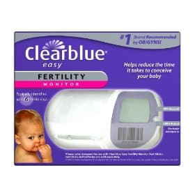 Clearblue Easy Fertility Monitor Review