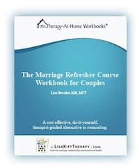 Marriage Refresher Course Workbook
