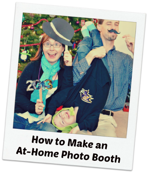 How to Make an At Home Photo Booth