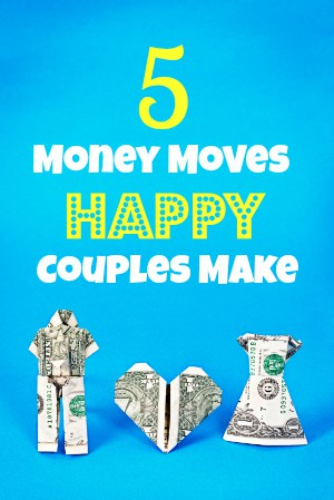 5 Money Moves Happy Couples Make