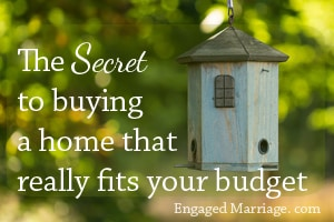 secret to buying a home