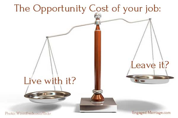 cost of opportunity However, when calculating the total cost of training, we sometimes forget to  include the cost of lost opportunity for example, let's assume that.