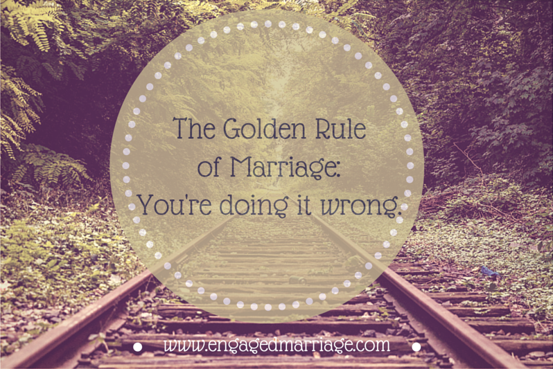 Golden Rule of Marriage (2)