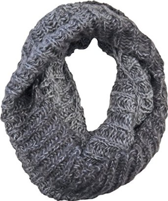 Space Dye Infinity Scarf