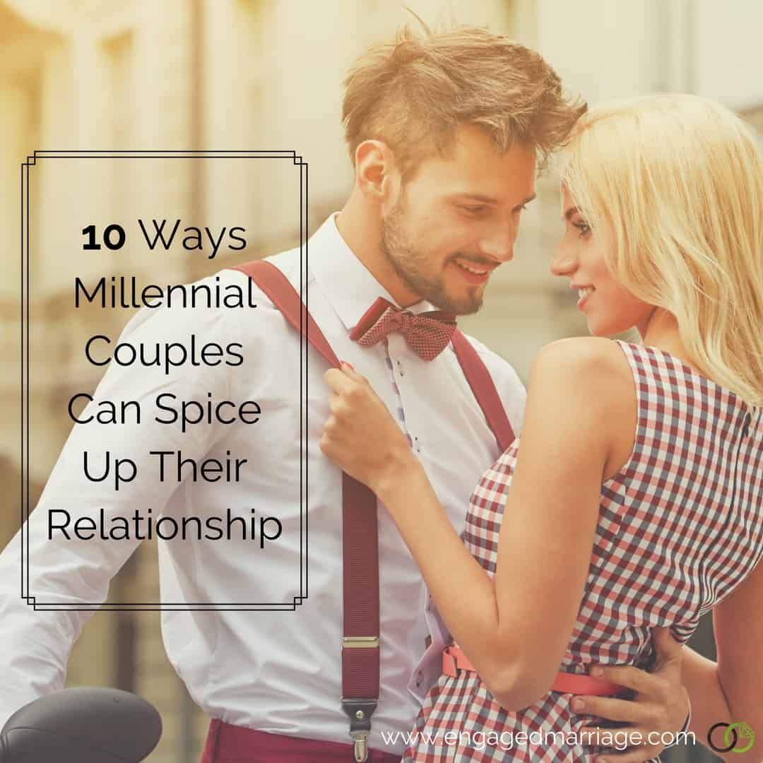 10 ways millennial couples can spice up their relationship - Ways to spice things up in the bedroom ...