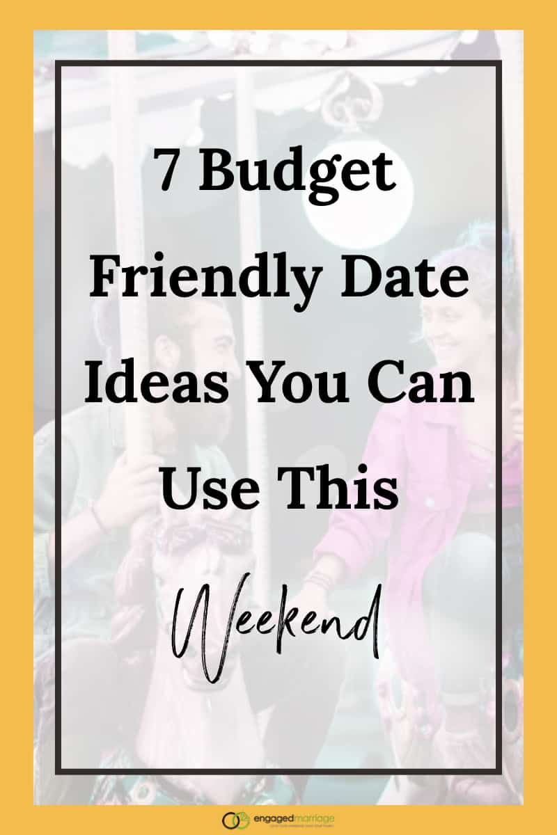 It is important to keep that flame burning in your relationship and the best way to do that is to take time as a couple and go on a date. Don't let money be the reason you and your loved one lose that spark. Not every outing has to break the bank. There are plenty of fun and romantic budget friendly dates to dabble in! Click here for 7 budget-friendly ideas to get you started: