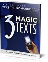 Three Magic Texts