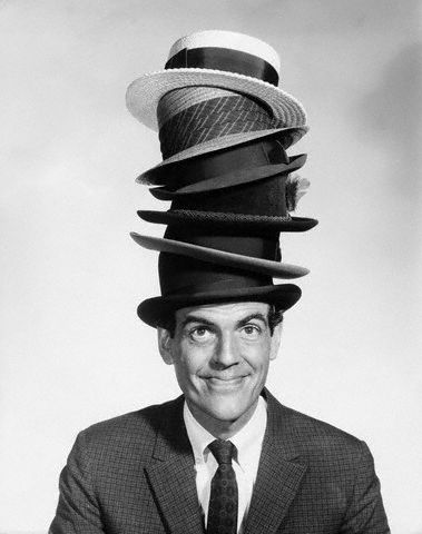 How Many Hats Can We Wear?