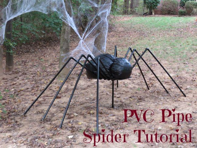 PVC Pipe Spider Tutorial