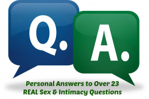 Sexy Question and Answer Session