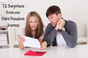12 surprising takeaways from our debt freedom journey