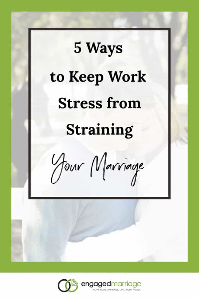 5 Ways to Keep Work Stress - Dustin Riechmann.001