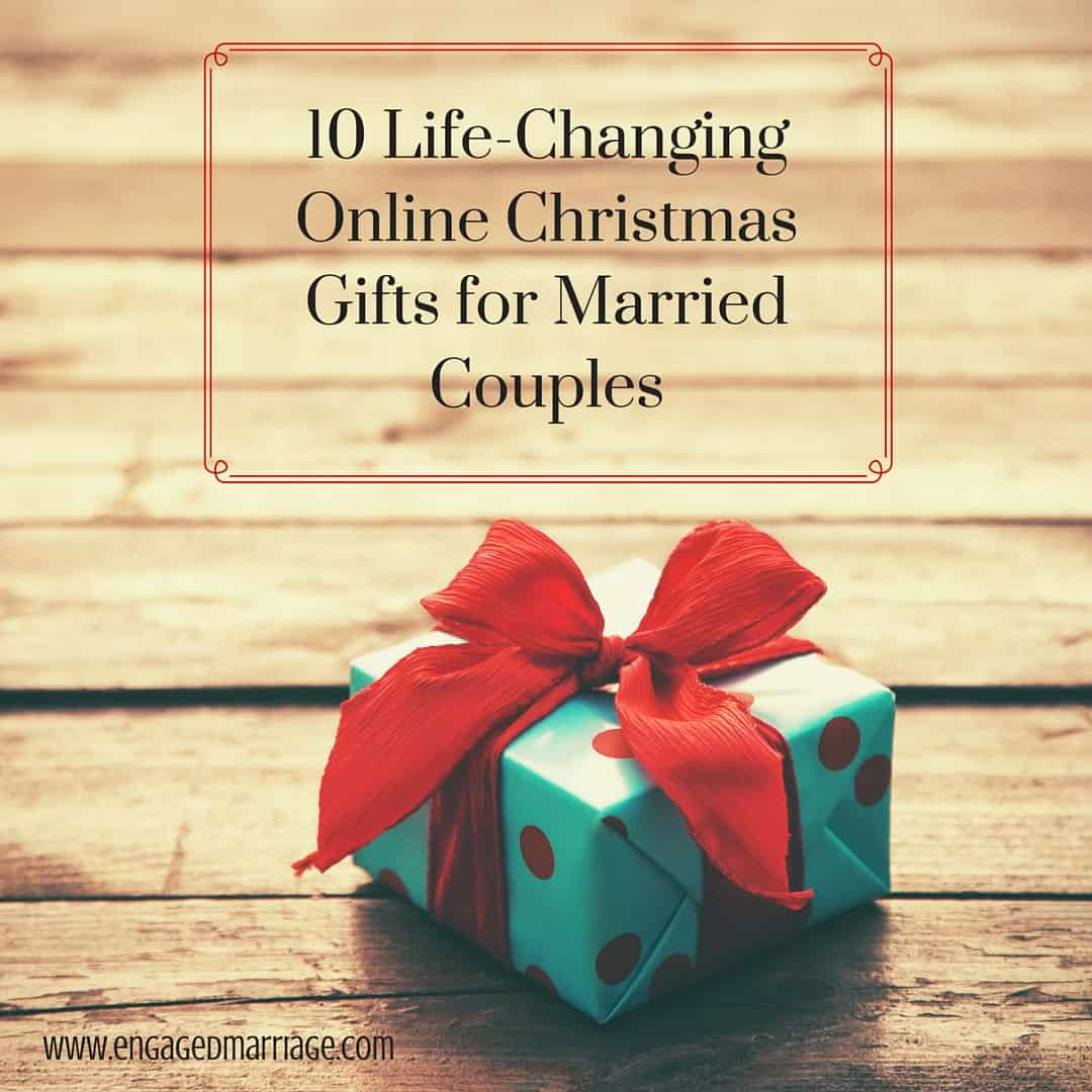 10 Life-Changing Online Christmas Gifts for Married Couples