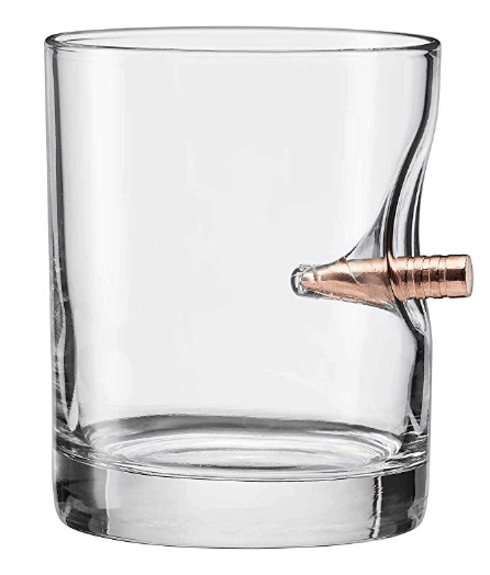 Bullet Rocks Glass Gift