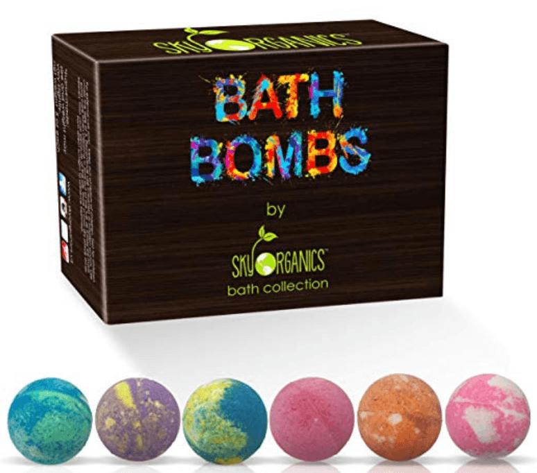 Bath Bombs Gift
