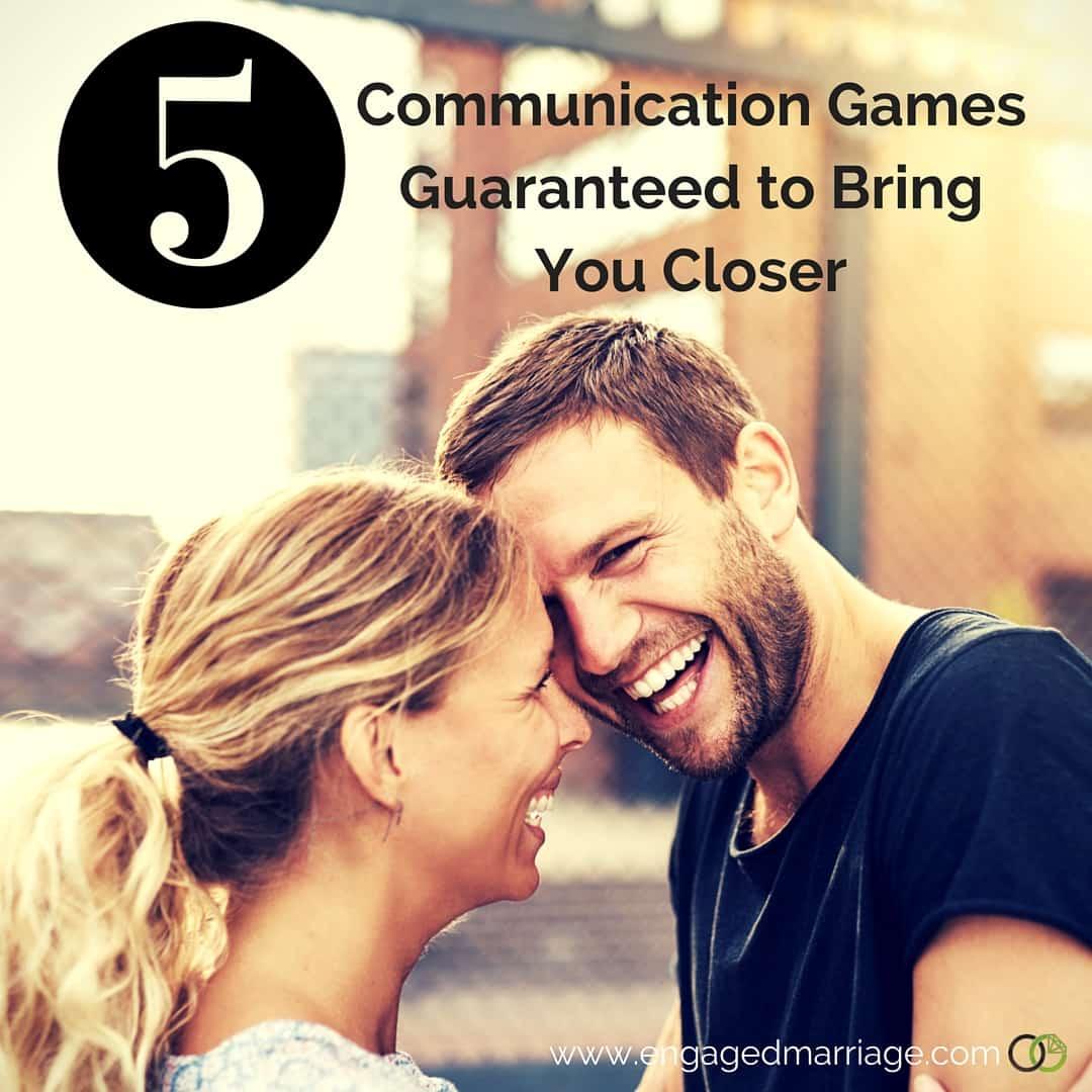 Communication Games Guaranteed to Bring You Closer