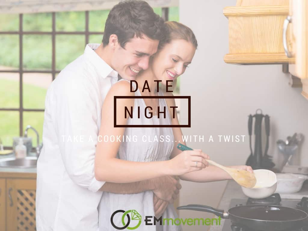 Cooking Class Date
