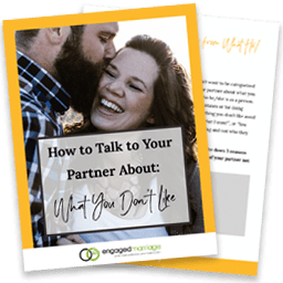 How to Talk To Your Partner - Dustin Riechmann